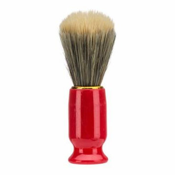 Mosunx Men Shaving Bear Brush Best Nylon Hair Shave Wood Handle Razor Barber Tool