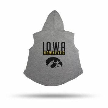 Iowa Hawkeyes PET HOODIE - MEDIUM