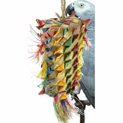 03412 Extra Large Spiked Pillow Bird Toy
