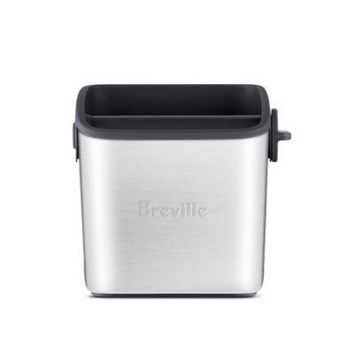 Breville Knock Box Mini in Stainless Steel