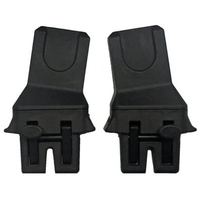 guzzie + Guss Connect Car Seat Adapter in Black