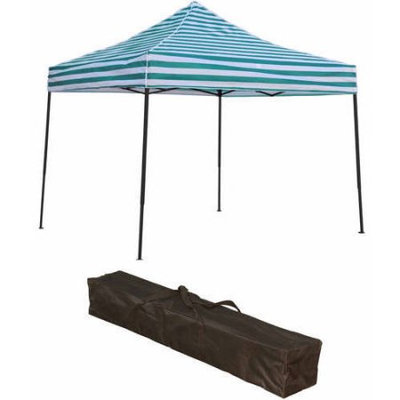 Lightweight & Portable Canopy Tent Set - 10' x 10' - By Trademark Innovations