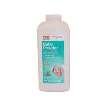 CVS Health Baby Powder With Cornstarch, 22 OZ