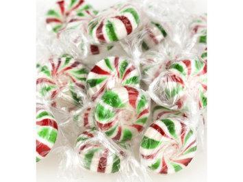 Primrose Christmas Starlight Mints 2 pounds Peppermint Star Light Starlite Mints