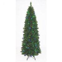 HOLIDAYBASIX TREE PINE CLASSIC 7FT LEDMULTI
