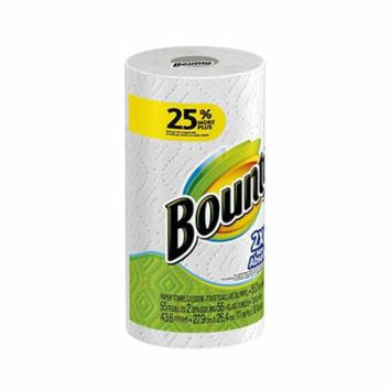 Procter & Gamble 76217 Paper Towel, Large, White, Single, 45-Sheets - Quantity 24