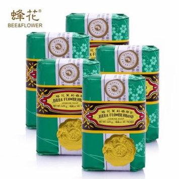Bee And Flower Jasmine Bar Soap, 2.65 Ounce -- 12 per case