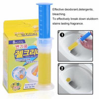 Practical Magical Toilet Cleaner Needle Type Anti-Bacterial Toilet Fragrance Beans Gel For sterilization Cleaning Supplies