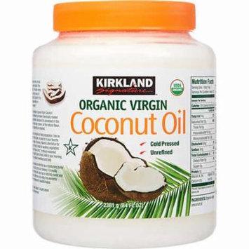 Organic Coconut Oil, 84 fl. oz. USDA Organic