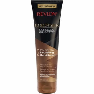 2 Pack - Revlon Colorsilk Color Care Gorgeous Brunette Conditioner 8.45 oz