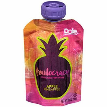 Fruitocracy Candy, Apple Pineapple, 4.8 Oz