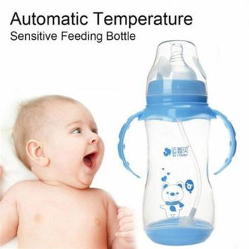 Easy Grip Baby Bottle with Handles – Anti-Colic Nursing System, 320ml