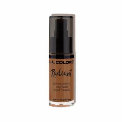 (6 Pack) L.A. COLORS Radiant Liquid Makeup - Ginger