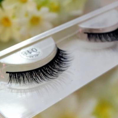 Mosunx Women Soft 3D Mink Hair Simulation Thick Stage Fake Eyelashes