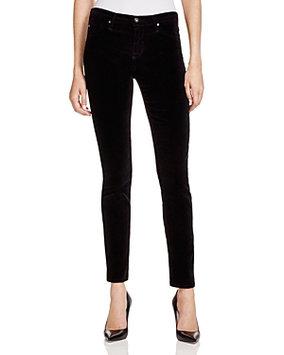 Ag Prima Corduroy Jeans in Sulfur Dark Moss - 100% Bloomingdale's Exclusive
