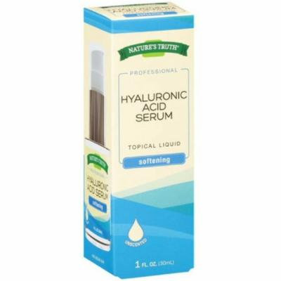 6 Pack - Nature's Truth Professional Hyaluronic Acid Serum 1 oz