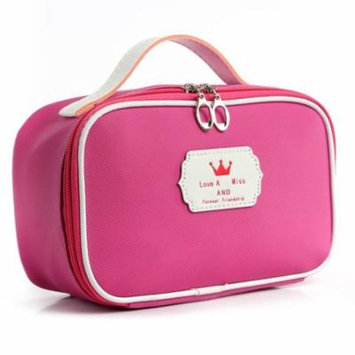 Mosunx Waterproof Portable Entrancing Multifunction Travel Cosmetic Bag Makeup Bag