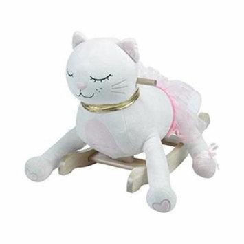 Rockabye 85077 Purrty Kitty Rocker