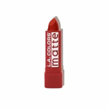 (3 Pack) L.A. COLORS Matte Lip Color - Red Tango