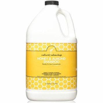 6 Pack - Nature's Advantage Honey & Almond Advantage Shampoo 128 oz