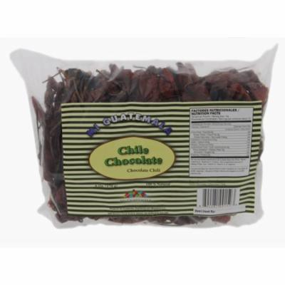 Mi Guatemala Chocolate Chili Peppers - Chile Chocolate (Pack of 6)