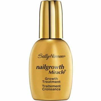 3 Pack - Sally Hansen Nailgrowth Miracle, Serum, Clear 0.45 oz