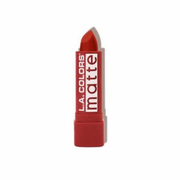 L.A. COLORS Matte Lip Color - Red Tango