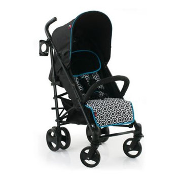 Jonathan Adler® Crafted by Fisher Price® Umbrella Stroller in Black/White