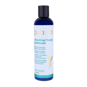 PURA D'OR Smoothing Therapy Conditioner, 8 Oz