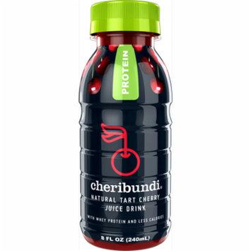 Cheribundi Tart Cherry Protein Juice, Tart Cherry Protein, 8 Fl Oz