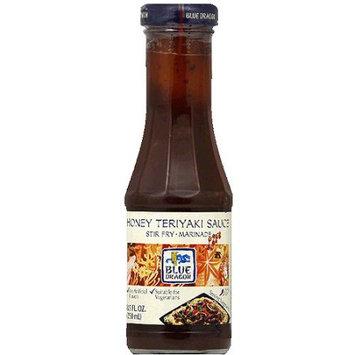 Blue Dragon Honey Teriyaki Sauce, 8.5 fl oz, (Pack of 6)