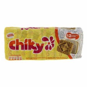 Pozuelo Chiky Vanilla Cookie 16.9 oz - Galletas de Vainilla (Pack of 4)