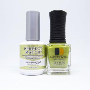 LeChat Perfect Match Spectra Collection Gel Polish + Nail Lacquer Shooting Star