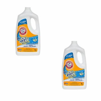 Arm & Hammer 64Oz Professional Strength OxiClean Carpet Washer Solution (2 Pack)