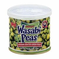Hapi Green Peas Hot Wasabi Case of 24 4.9 oz.