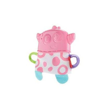 Mini Monsters Teething Pal - pink
