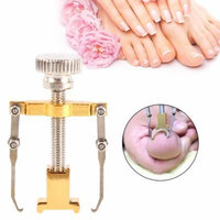 Professional Ingrown Toe Nail Recover Correction Fixer Manicure Pedicure Nails Care Tool, Toe Correction Tool, Pedicure Tool