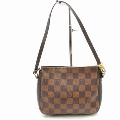 Damier Ebene Trousse Cosmetic Pouch 866911