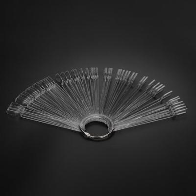 False Display Nail Art Fan Wheel Polish Practice Tip Sticks Design Decor Sets,Nail Art Sticks