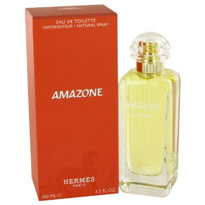 Amazone Perfume by Hermes for Women. Eau De Toilette Spray 3.3 oz/100 Ml