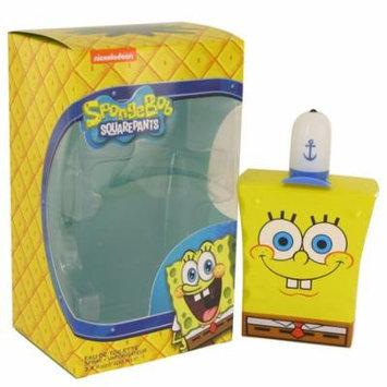 Spongebob Squarepants by NickelodeonEau De Toilette Spray (New Packaging) 3.4 oz-Men