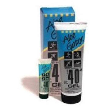 Aloe Gator 2133198 1 oz SPF 40 Sunblock Gel - Pack of 1500