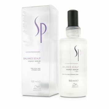 Wella - Wella SP Balance Scalp Energy Serum (For Vital and Strong Hair) -100ml/3.4oz