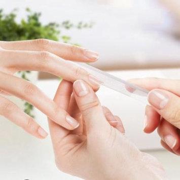 Yosoo Durable Glass Nail File Sanding Polishing Grinding File Professional Manicure Art Tool , Nail Grinding File, Sanding Manicure