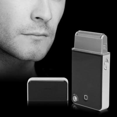 Aramox Kemei Beard Trimmer Facial Ultra Thin Electric Razor Rechargeable Shaver with USB Charger, Beard Shaver