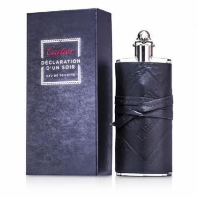 Declaration D'Un Soir Eau De Toilette Spray (Edition Prestiage)-100ml/3.3oz