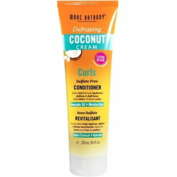 3 Pack - Marc Anthony Coconut Cream Conditioner Curls 8.4 oz