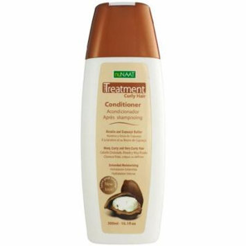 Nunaat Treatment Conditioner with Keratin 10.3 oz. (Pack of 2)