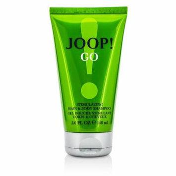 Joop Go Stimulating Hair & Body Shampoo-150ml/5oz