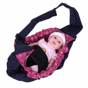 WALFRONT 1Pc Adjustable Side Carry Economic Newborn Baby Wrap Carrier Front Facing Infant Sling Hot,Baby Sling, Baby Sling Carrier